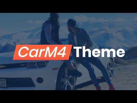 Car Service Website Template   CarM4