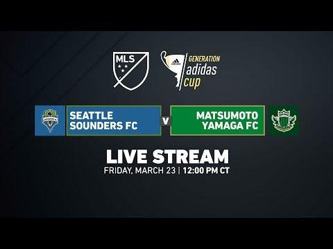 Seattle Sounders vs Matsumoto Yamaga FC - Premier Division …