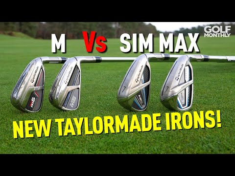 TaylorMade SIM Max Irons FULL REVIEW! Golf Monthly