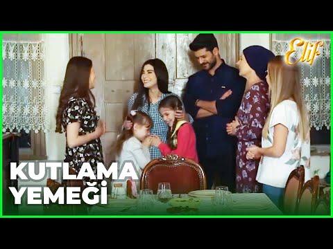 Selim ve Zeynep'in Bebek Müjdesi - Elif Dizisi