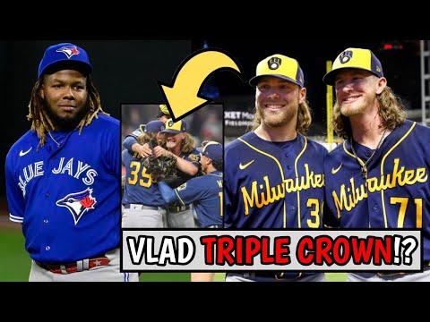 Brewers Throw HISTORIC No-Hitter! Vladimir Guerrero Jr TRIPLE CROWN Race, Yankees v Mets (MLB Recap)