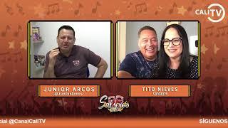 Tito Nieves, entrevista divertida y