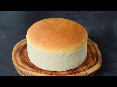 Японский ХЛОПКОВЫЙ чизкейк ☆ Japanese COTTON cheesecake