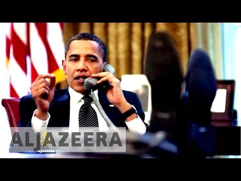 Obama and the media: Freedom vs unprecedented intrusion - The Listening Post (feature)