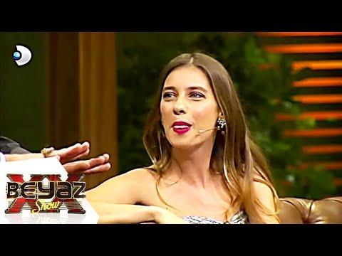 Tuba Ünsal'ın UZUN DİLİ! - Beyaz Show