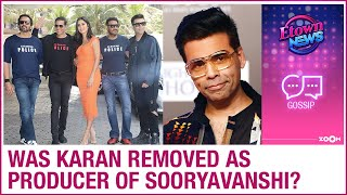 Was Karan Johar really dropped as co-producer of Akshay Kumar's Sooryavanshi? - ZOOMDEKHO