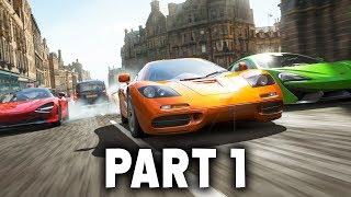 Forza Horizon 4 Gameplay Walkthrough Part 1 - SUMMER TO AUTUMN (Full Game)