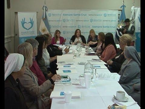 """Presentaron el Concurso Provincial """"Nuestras Mujeres, Nuestra Historia"""""""