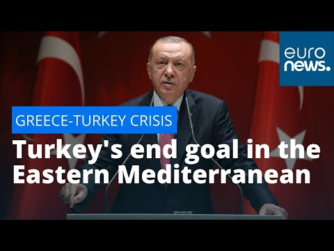 Turkey's end goal in the Eastern Mediterranean