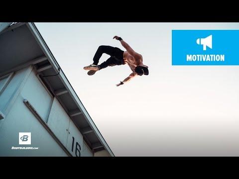 Working The Bar | Scott Mathison Performix Athlete Profile
