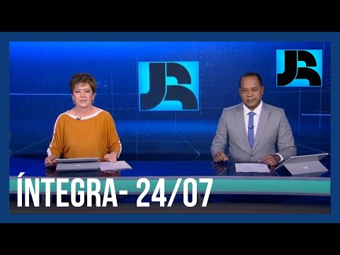 Assista à íntegra do Jornal da Record   24/07/2021