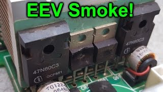 EEVsmoke #1 - Magic Component Smoke