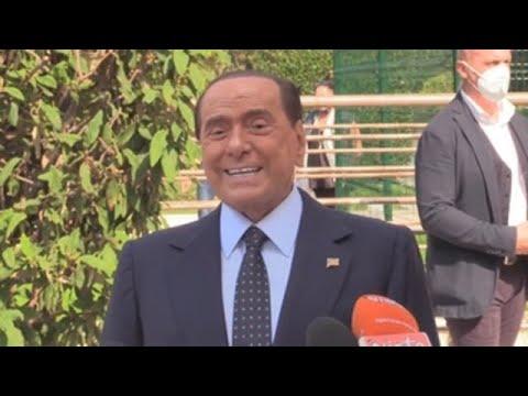 Berlusconi está hospitalizado en Mónaco por un problema cardíaco
