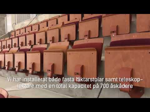 Unisport - Sporthall - Malmö Borgarskola