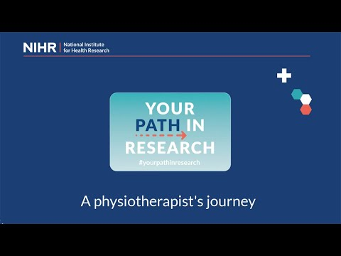 Your Path in Research - A physiotherapist's journey (part 2)