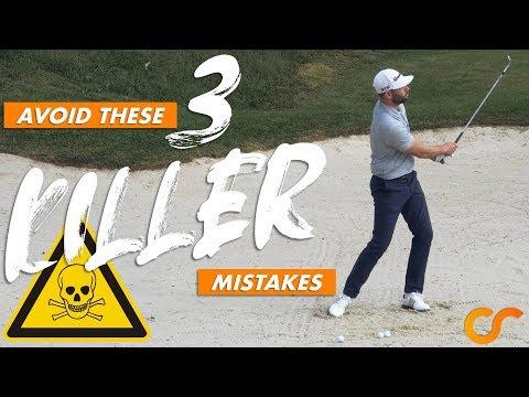 AVOID THESE 3 KILLER MISTAKES IN THE BUNKER