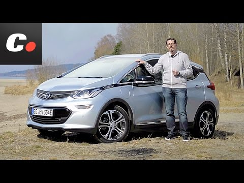 Opel Ampera-e (Chevrolet Bolt EV) | Primera Prueba / Test / Review en español | Coches.net