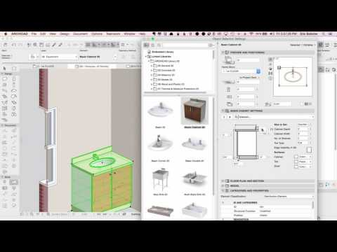 ARCHICAD QuickTips Tutorial #1 - Cleaning Up Important Details