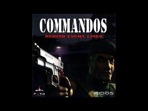 BITeLog 0083.2: Commandos: Behind Enemy Lines (Francia, Misiones 13-15) (PC) LONGPLAY