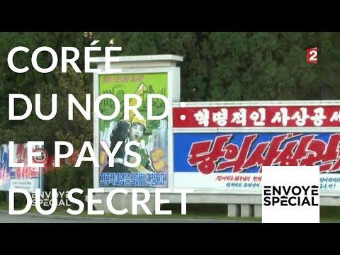 nouvel ordre mondial | Envoyé spécial. Corée du Nord le pays du secret - 5 octobre 2017 (France 2)