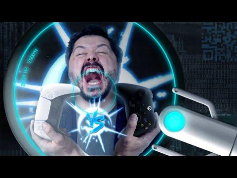 PS5 vs Xbox Novo | Nerdologia Tech