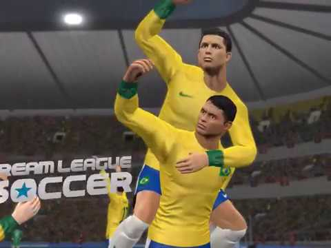 DREAM LEAGUE SOCCER #15 | Brazil Kit iOS / Android Gameplay