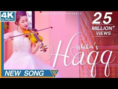 HAQQ LYRICS - Ishika | AR Deep | Navi Ferozpurwala
