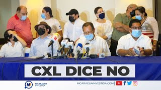 ???? ÚLTIMAHORA | PRD y Coalición Nacional dan a conocer proceso de unidad con CxL.