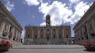 Roma reabre su Museo más importante entre medidas de seguridad