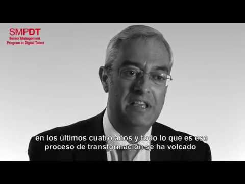 Protagonistas SMPDT: Jesús Briones, profesor del Senior Management Program in Digital Talent