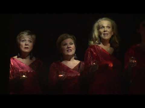 """""""Vinterlåga"""", Stjärnjul 2018 in Filadelfiakyrkan, Stockholm   Rönninge Show Chorus"""