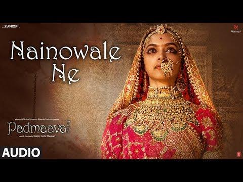 Nainowale Ne Lyrics - Padmaavat