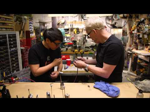 Adam Savage Build Tip: Airbrush Anatomy