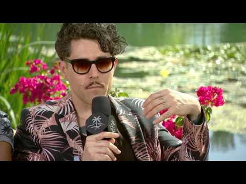Dreamcar Interview - Coachella 2017