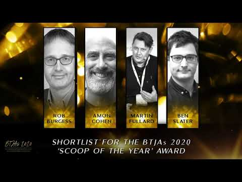 BTJAs 2020 Scoop of the Year