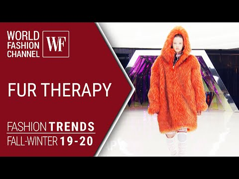FUR THERAPY | FASHION TRENDS FALL-WINTER 19-20