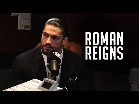 Roman Reigns Talks Taking Down the Undertaker, Respect for Shawn Michaels & His Family Legacy