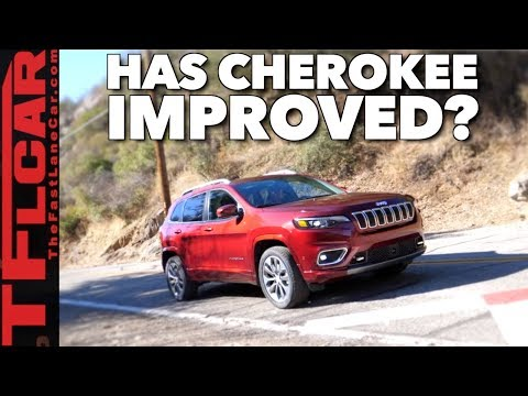 Minty Fresh 2019 Jeep Cherokee Review: Top 10 Significant Improvements
