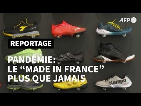 Quand la crise sanitaire fait revivre le made in France | AFP