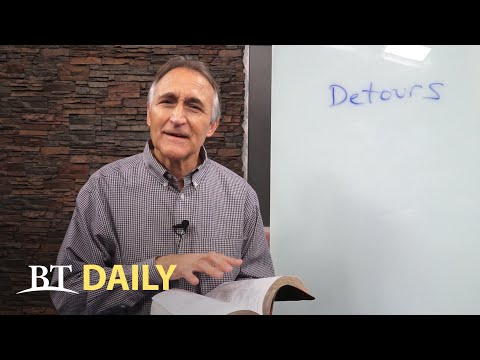 BT Daily: Life's Detours - Part 4