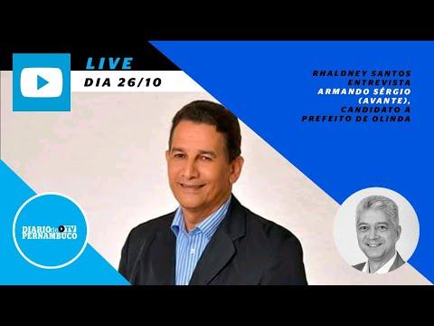 Rhaldney Santos entrevista Armando Sérgio (Avante)
