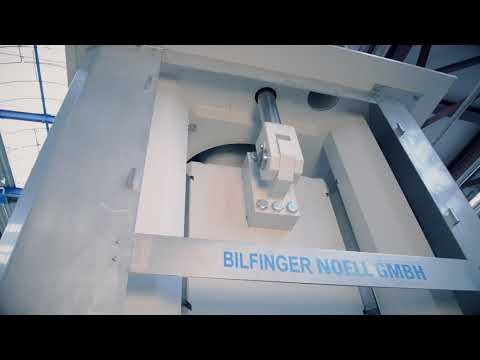 Bilfinger Noell HERMINE™ - Current projects - The Modular Waste Reduction Solution