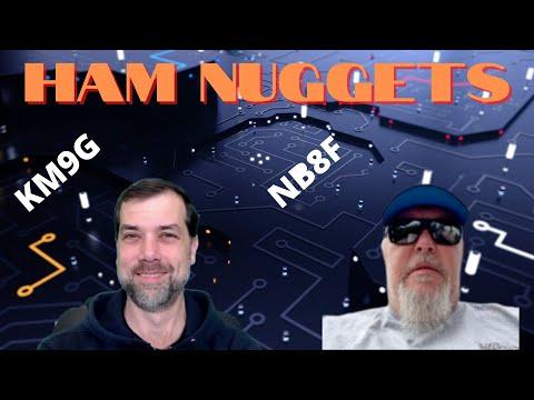 Ham Nuggets Live! w/Andy Holman, NB8F