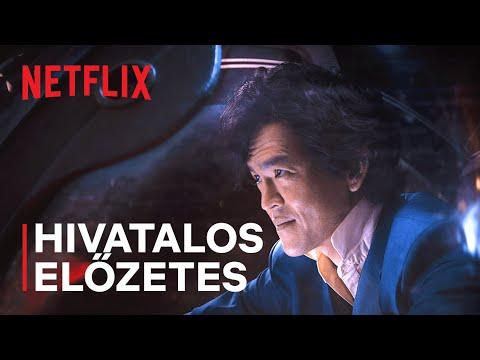Cowboy Bebop – Csillagközi fejvadászok | Hivatalos előzetes | Netflix