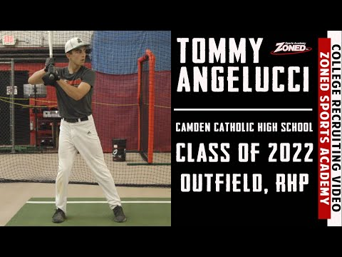 Tommy Angelucci College Recruiting Video