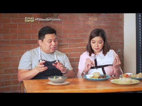 Pinas Sarap: Iba't ibang tofu vegan dishes, titikman ni Kara David