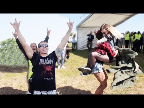 Opening the festival - Sweden Rock Festival 2017 (english subs)