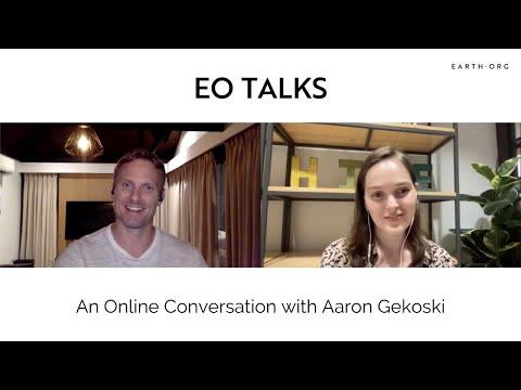 EO Talks: An Online Conversation with Aaron Gekoski