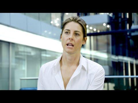Dr. Anna Fitzgerald, molecular biologist