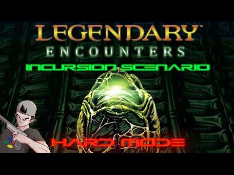 Legendary Encounters: ALIEN Incursion || PARTIDA!